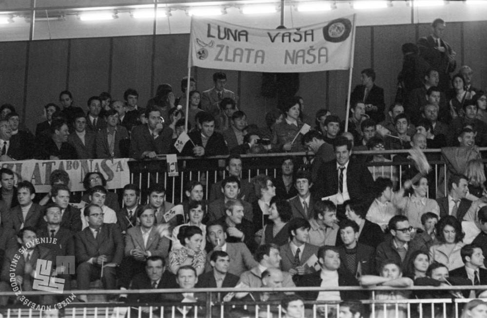 DE4291_010: Ljubljana, 1970. Foto: Svetozar Busić, hrani: Muzej novejše zgodovine Slovenije
