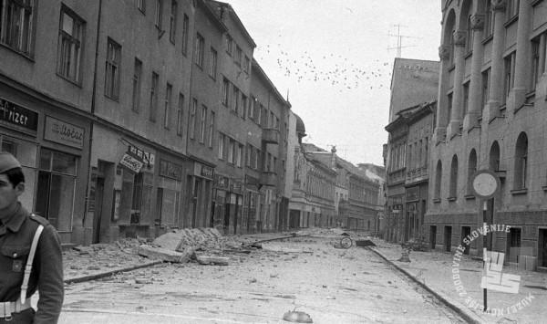 DE4409_021: Banja Luka, 27. / 28. oktober 1969. Foto: Svetozar Busič, hrani: MNZS.