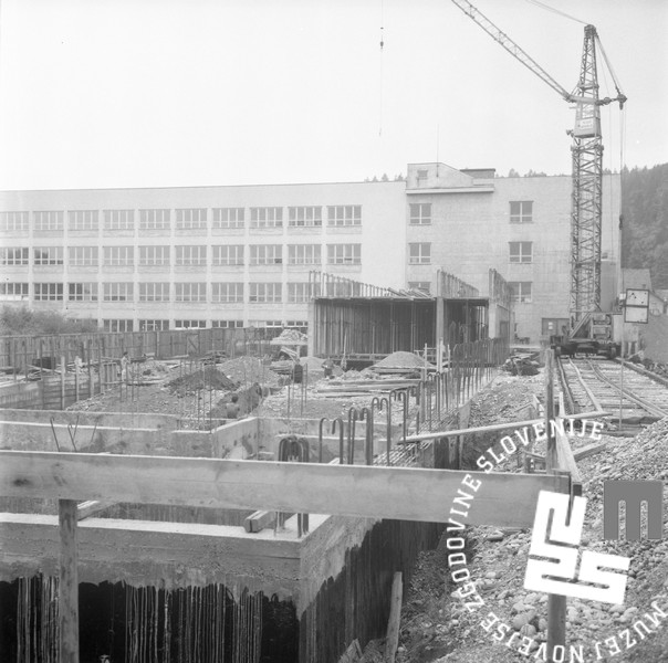 MC6709: Ljubljana, 1967. Foto: Marjan Ciglič.