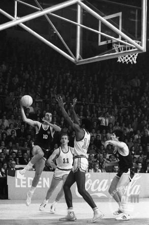 DE4314_20. Svetovno prvenstvo v košarki, 1970. Foto: Edi Šelhaus, hrani: MNZS.