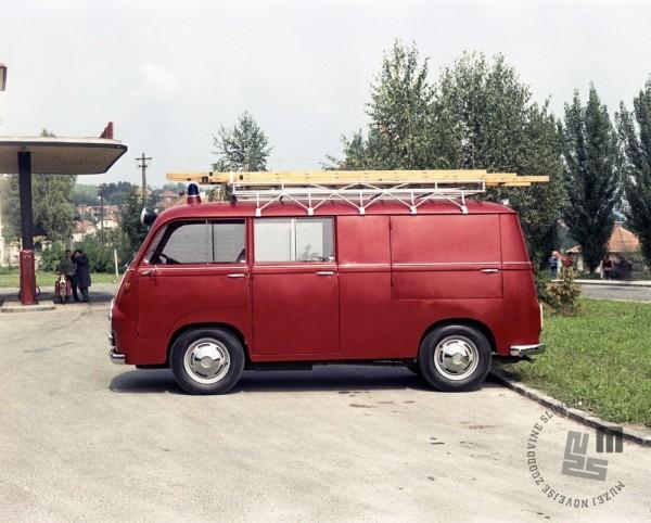 EPC1240_2: Furgon IMV 1000, september 1963. Foto: Joco Čermak.