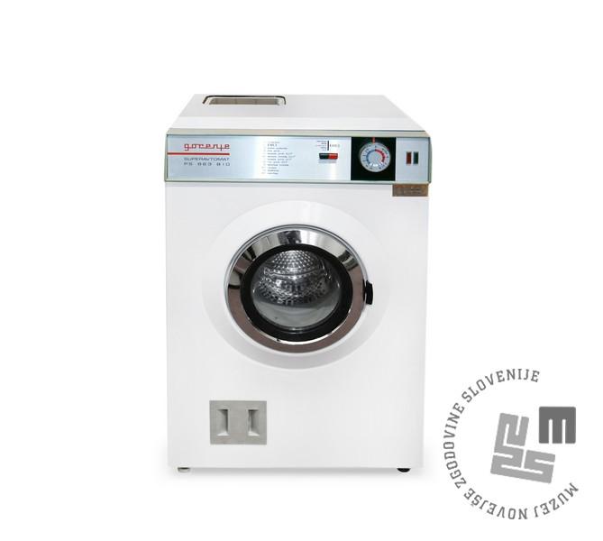 Gorenje pralni stroj. Foto: Arhiv MNZS.