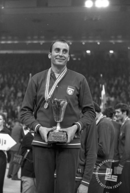 NBsp08_023: Svetovno prvenstvo v košarki, 1970. Foto: Nace Bizilj, hrani: MNZS.