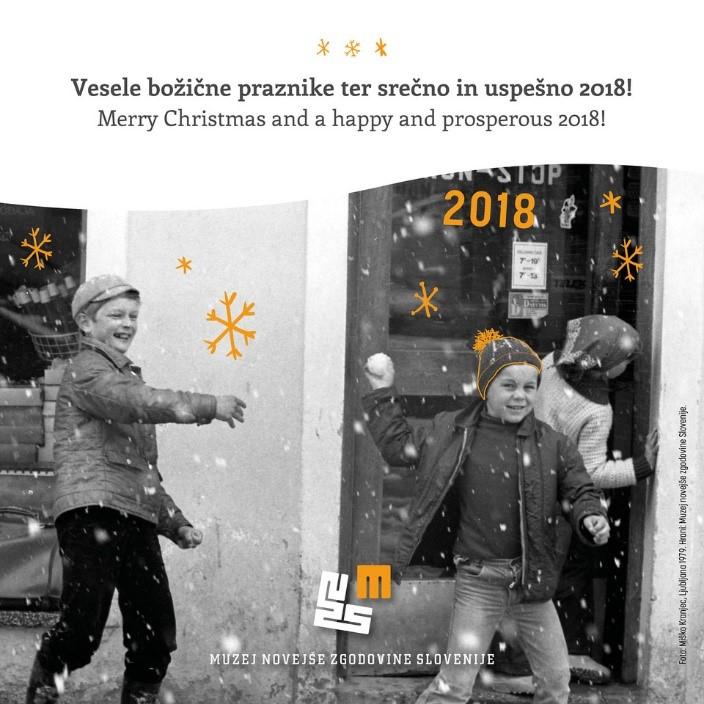 voščilo novo leto