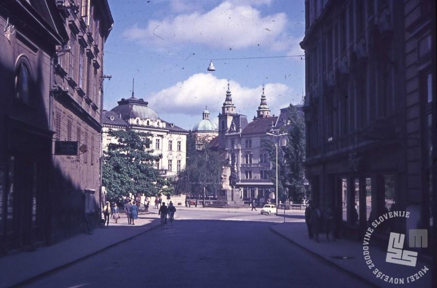 Ljubljana. Foto: Svetozar Guček, hrani: MNZS.