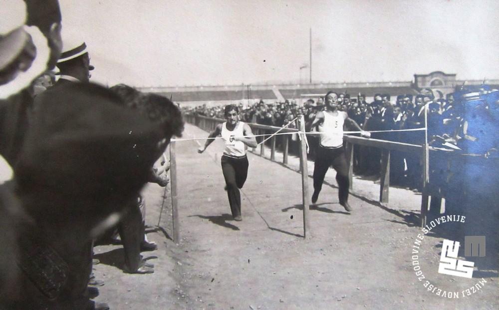 19. Tekmovanje v teku na svetovnem prvenstvu v Ljubljani leta 1922