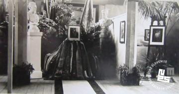 Detajli z razstave o zgodovini delovanja Ljubljanskih Sokolov. Foto: Kovač Vekoslav, hrani MNZS.