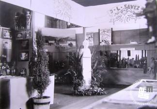 36. Detajli z razstave o zgodovini delovanja Ljubljanskih Sokolov