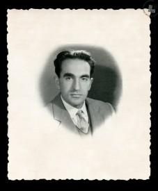 Edi Šelhaus med svojim tržaškim obdobjem, po drugi svetovni vojni.